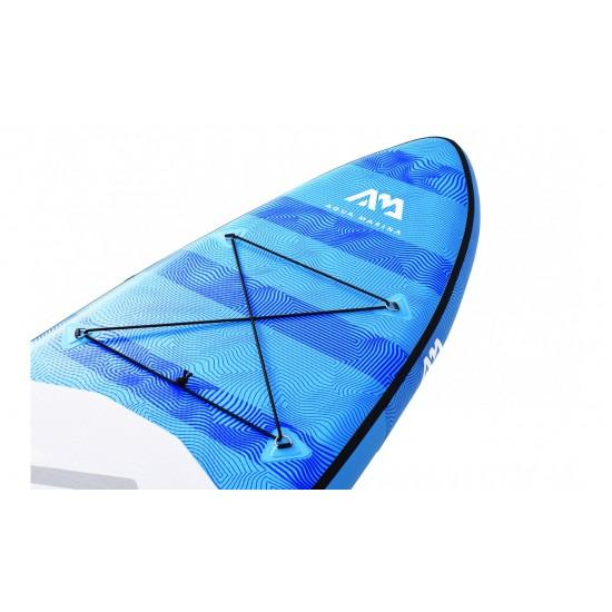 надуваем SUP Aqua Marina Triton 11 2 с AM SPORTS III гребло