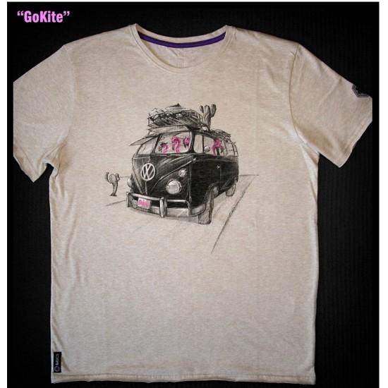 Тениски с кайтове и сърф GoKite