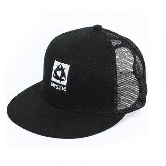 шапка с козирка Mystic Event Cap 2019 Черна