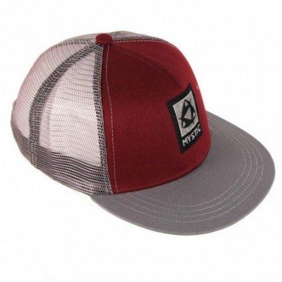 шапка с козирка Mystic Event Cap 2019 Червена