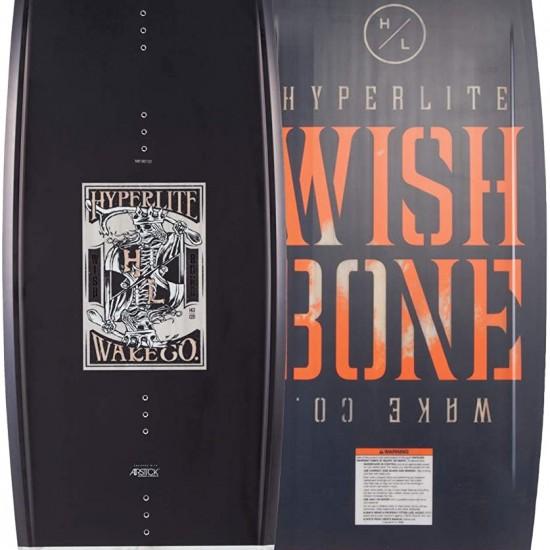 Уейкборд дъска Hyperlite WISHBONE Wakeboard 2019 143