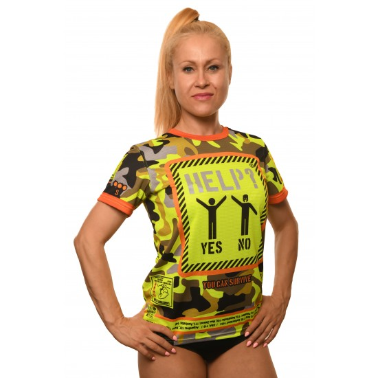 NBS Rescue тениска Outbacker W