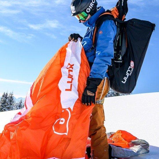 Сноукайт курс за скиори *Snowkite ski2go* на Витоша
